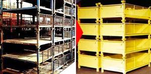 Réparation Rachat de conteneurs industriels