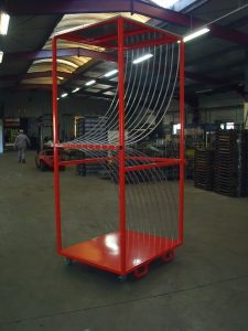conteneurs racks industriels