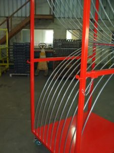 conteneurs rack industriels