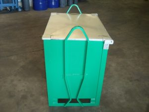 fabrication conteneur métallique