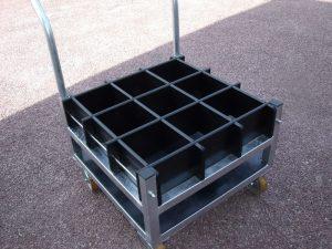 fabrication chariot industriel