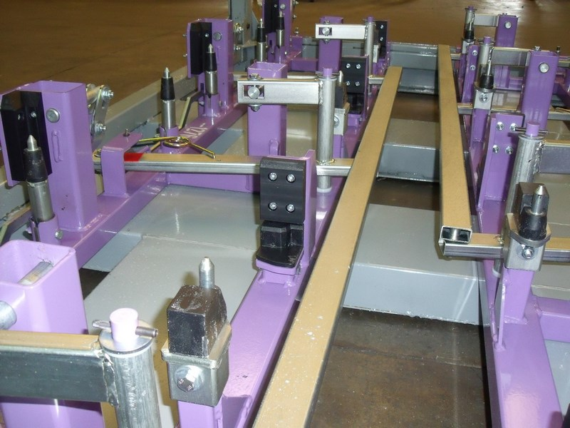 fabrication de conteneurs industriels