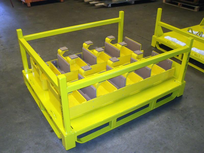 Conteneur specifique comefi fabrication de conteneurs for Fabricant conteneur