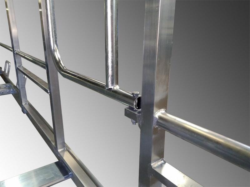 bâti aluminium