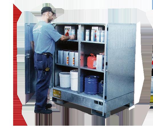 Box pour stockage divers